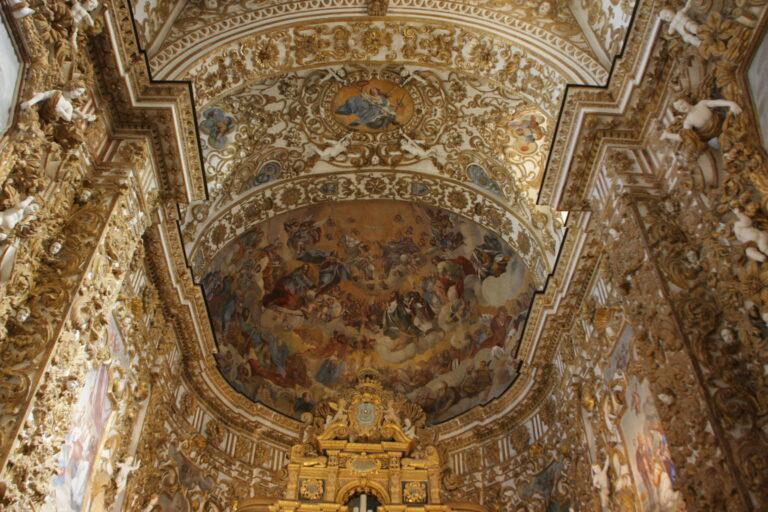 Decorazioni interne della Cattedrale di San Gerlando